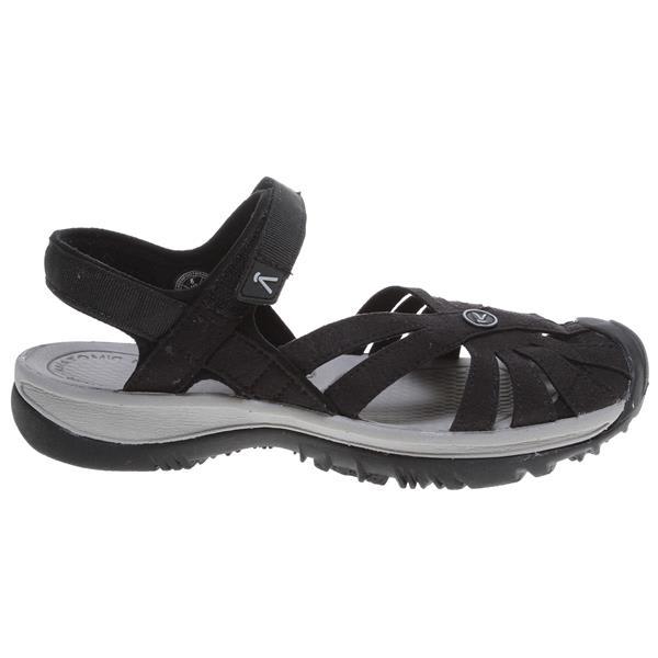 een Rose Sandals Black / Neutral Gray U.S.A. & Canada