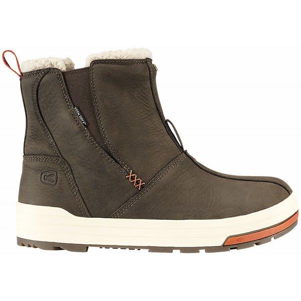een Snowmass Mid Boots Slate Black / Rust U.S.A. & Canada