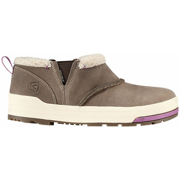 een Snowmass Slip On Shoes Simply Taupe / Grape Nectar U.S.A. & Canada