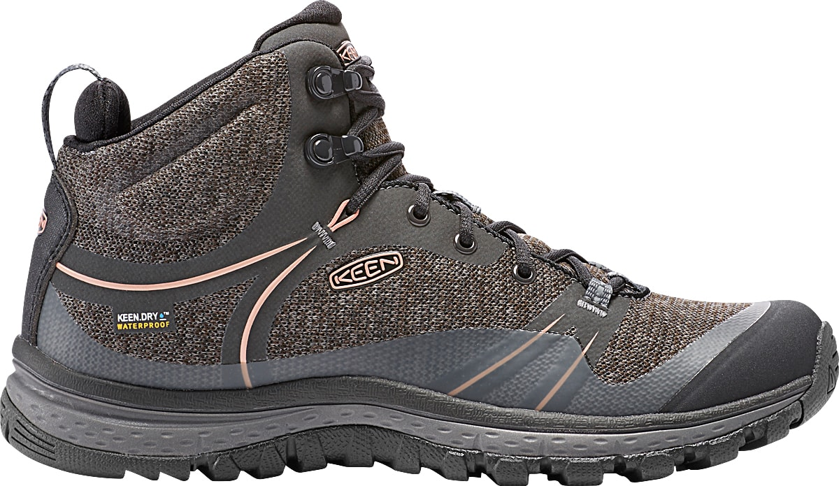 Original Keen Targhee II Mid WP Women Hiking Boot | EBay