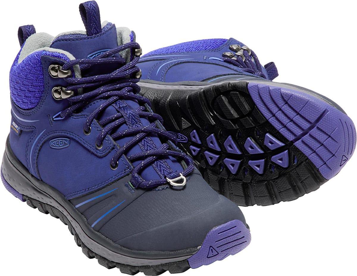 Keen Terradora Wintershell Mid Wp Hiking Boots Womens