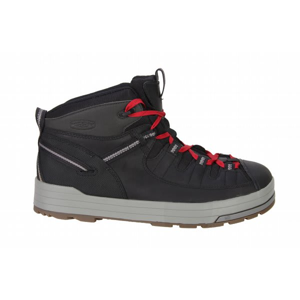 een The Dan Hiking Shoes Black Jester Red U.S.A. & Canada