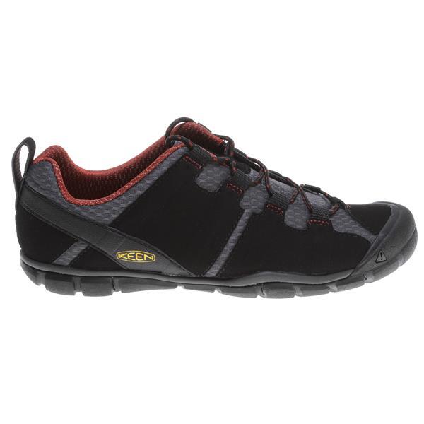 een Tunari Cnx Shoes Black / Burnt Henna U.S.A. & Canada