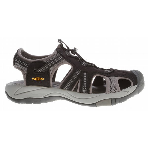 een Willow Sandal Water Shoes Black / Gargoyle U.S.A. & Canada