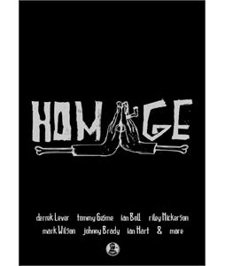 Keep the Change Homage Snowboard DVD
