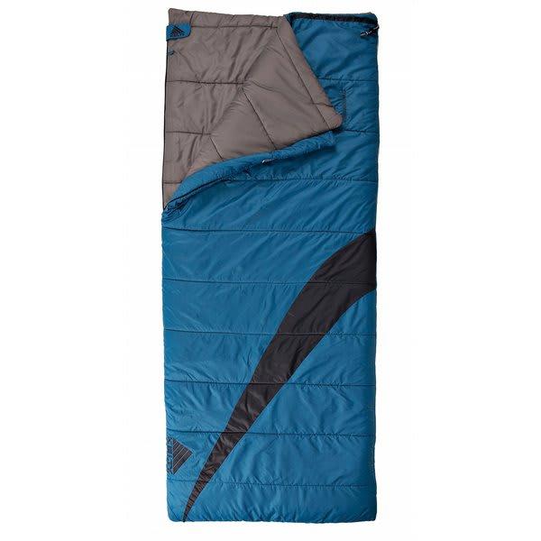 elty Corona 30 Degree Junior Sleeping Bag Dark Blue U.S.A. & Canada
