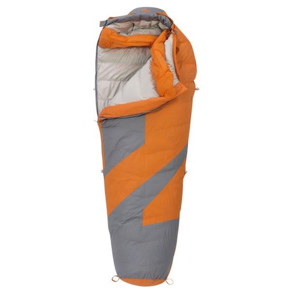 elty Light Year 20 600 Down Sleeping Bag Russet Orange U.S.A. & Canada