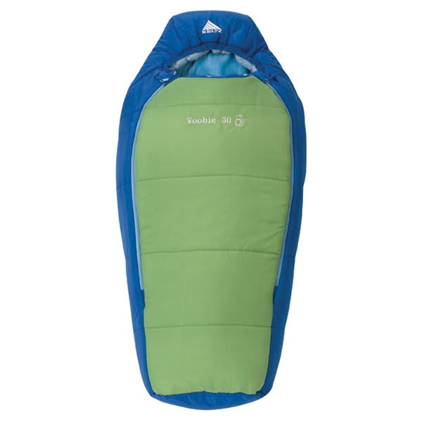 elty Woobie 30 Sleeping Bag Lime U.S.A. & Canada