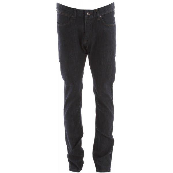 r3W Slim Jeans Dark Blue U.S.A. & Canada