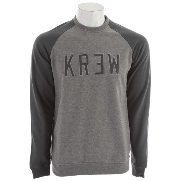 r3W Minority Crew Sweatshirt Charcoal U.S.A. & Canada
