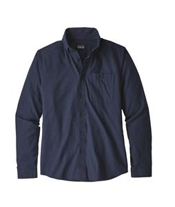 Patagonia Vjosa River Pima Cotton L/S Shirt