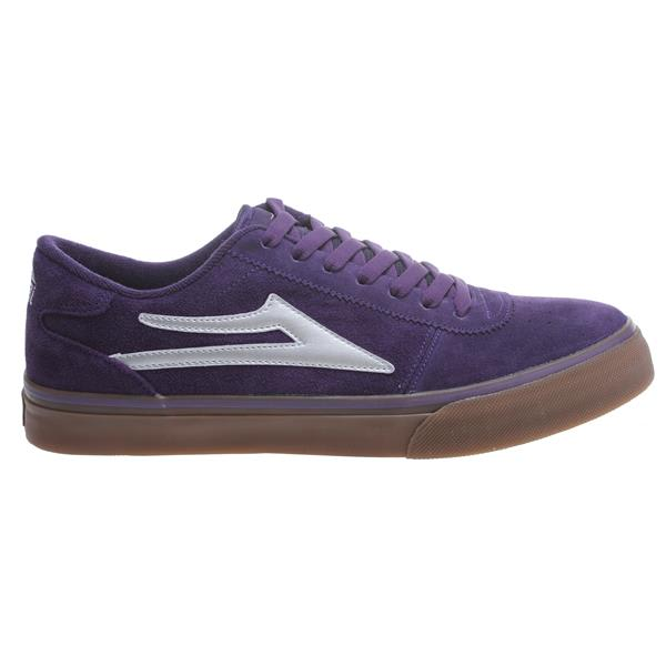 Lakai Manchester Skate Shoes Purple / Gum U.S.A. & Canada
