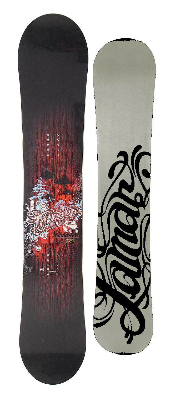 2a2f8e36a4d9 Lamar Tripper Snowboard - thumbnail 1