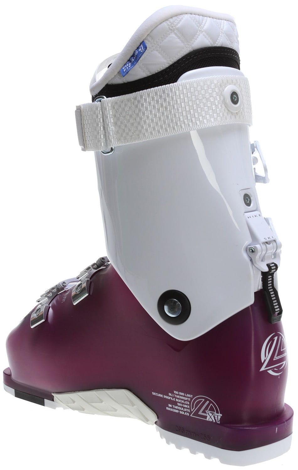 Lange Xt 80 Low Volume Ski Boots Womens