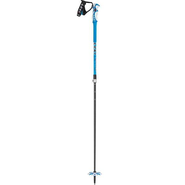 e1af68d2839 Leki Blue Bird Vario S Ski Poles 2019