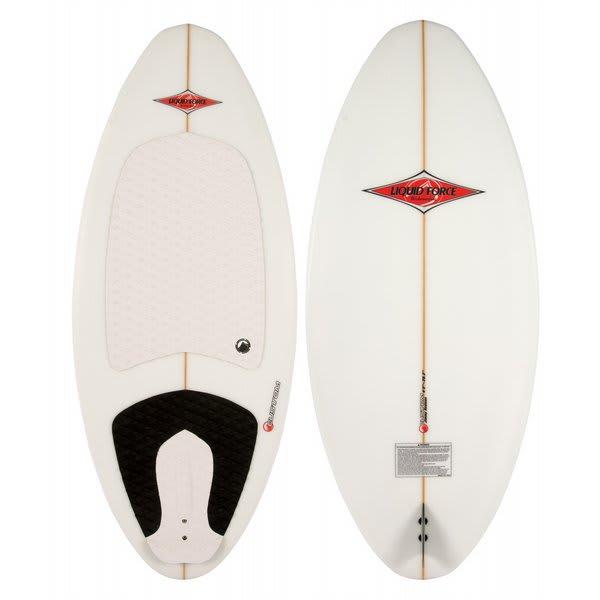 Liquid Force Custom Wakesurfer 4Ft 2In U.S.A. & Canada