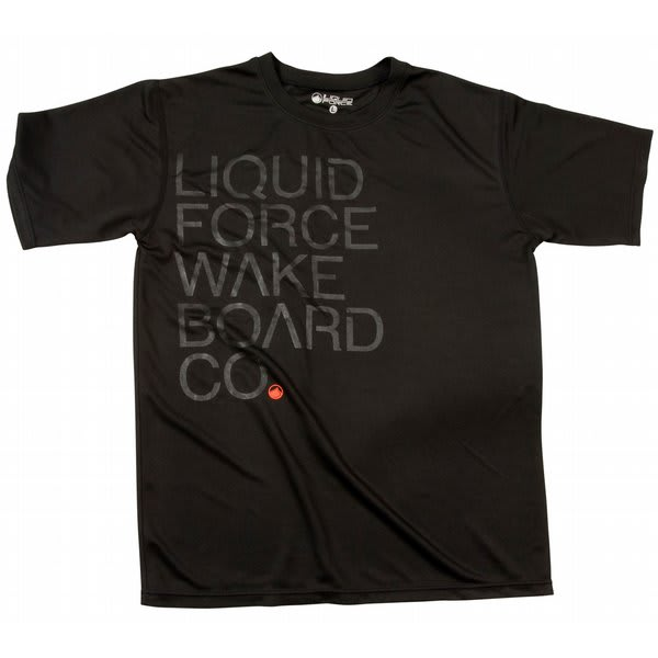 Liquid Force Dark Riding Shirt Black U.S.A. & Canada