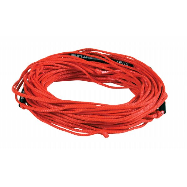Liquid Force Dyneema Mainline Red U.S.A. & Canada