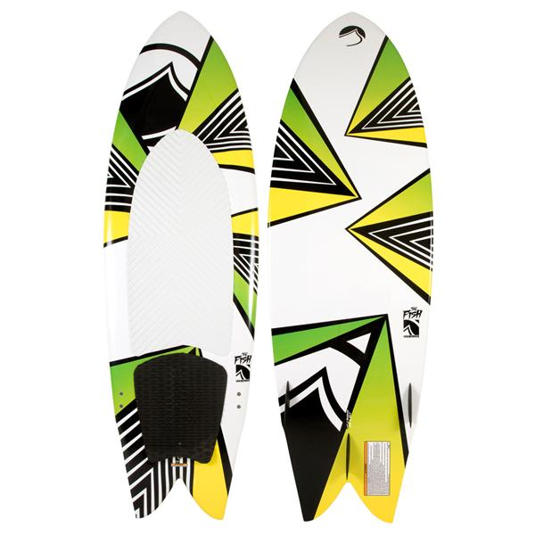 Liquid Force Fish Blem Wakesurfer 5Ft 6In U.S.A. & Canada