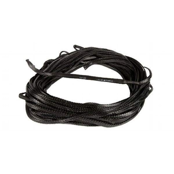 Liquid Force Flat Line Mainline Black 80Ft U.S.A. & Canada
