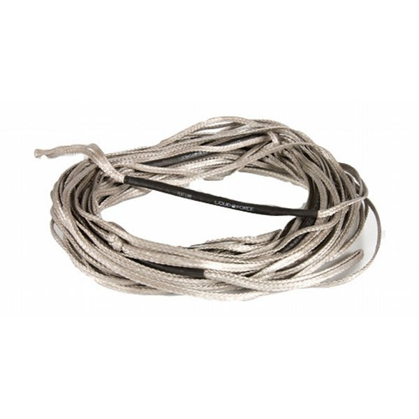 Liquid Force Flat Line Mainline Silver 80Ft U.S.A. & Canada