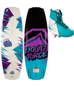 Liquid Force Harley Wakeboard w/ Harley Bindings