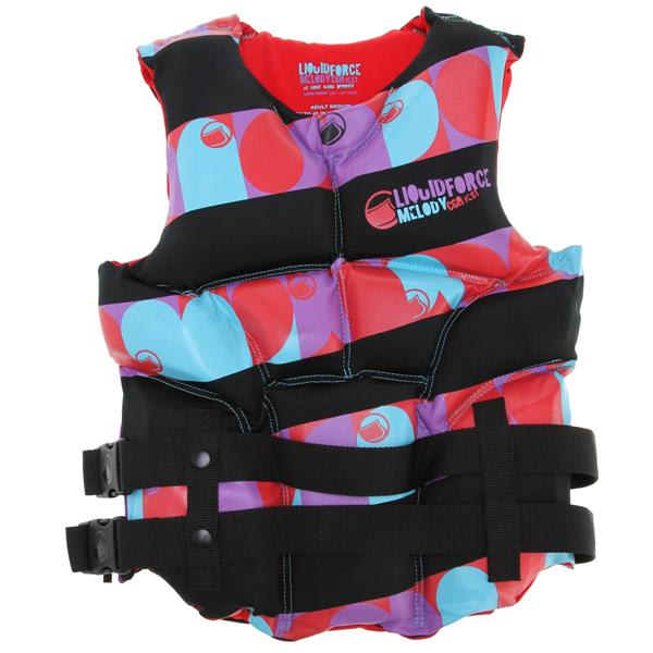 Liquid Force Melody Cga Wakeboard Vest Black U.S.A. & Canada