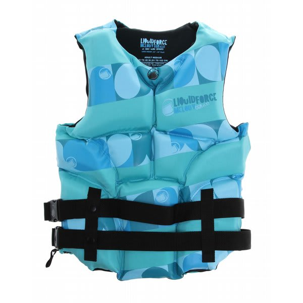 Liquid Force Melody Cga Wakeboard Vest Blue U.S.A. & Canada