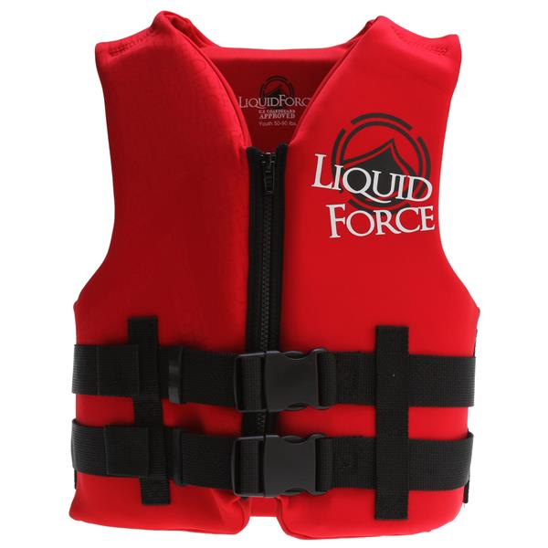 Liquid Force Nemesis Classic Cga Wakeboard Vest Youth U.S.A. & Canada