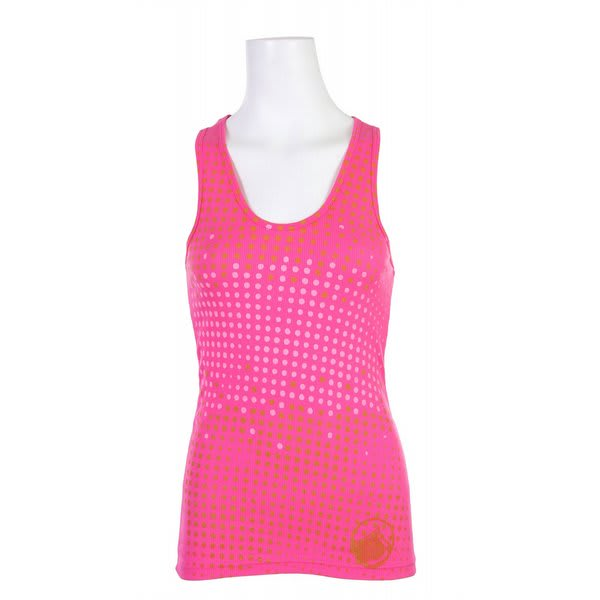 Liquid Force Spots Tank Top Fuschia U.S.A. & Canada
