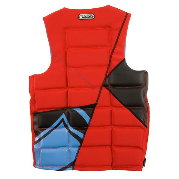 Liquid Force Watson Comp Wakeboard Vest Red / Blue U.S.A. & Canada