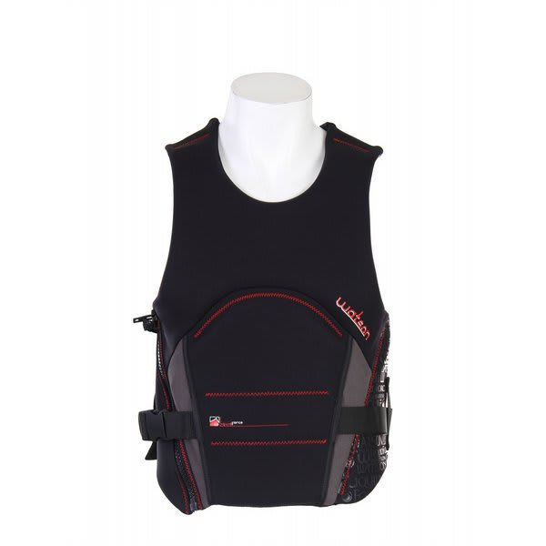 Liquid Force Watson Se Comp Wakeboard Vest Black U.S.A. & Canada