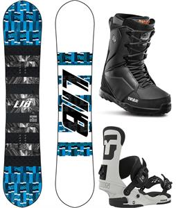 Lib Tech Skate Banana Snowboard Package