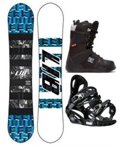 Lib Tech Skate Banana Wide Snowboard Package