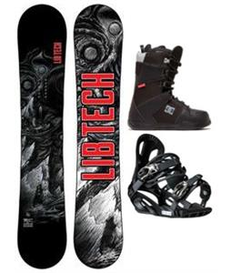 Lib Tech TRS HP Snowboard Package