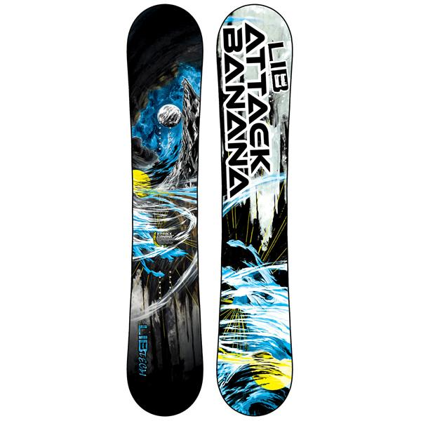 Lib Tech Attack Banana Snowboard
