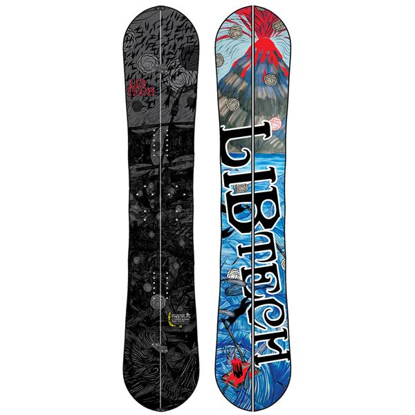 Lib Tech T Rice Splits Hp Snowboard 161 5 U.S.A. & Canada