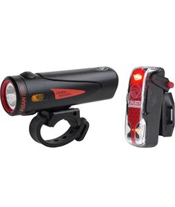 Light And Motion Urban 1000 w/ Vis 180 Pro Bike Light Combo