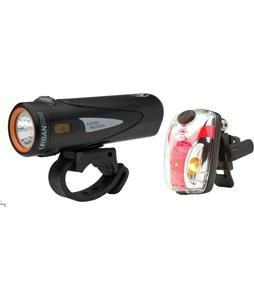 Light And Motion Urban 500 w/ Vis Micro II Bike Light Combo