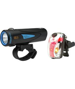 Light And Motion Urban 900 w/ Vis Micro II Bike Light Combo