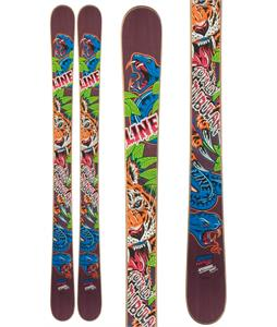Line Afterbang Shorty Skis