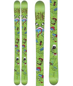 Line Future Spin Shorty Skis
