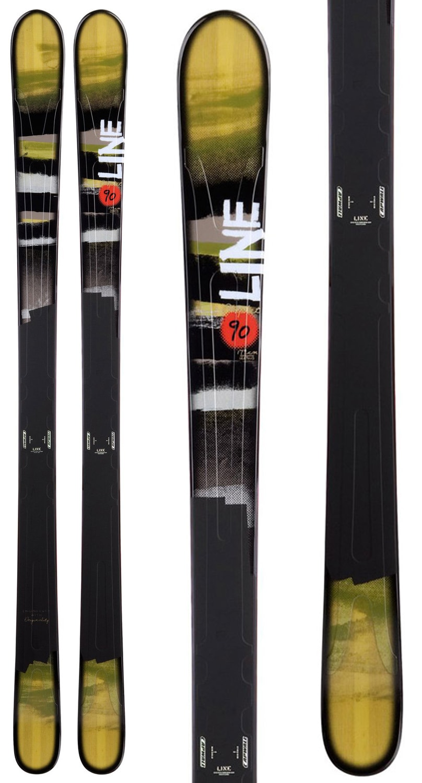 LINE Skis | LINE Skis 2018-19
