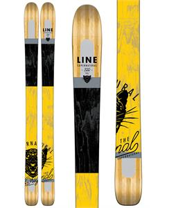 Line Supernatural 100 Skis