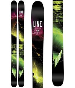 Line Supernatural 108 Skis
