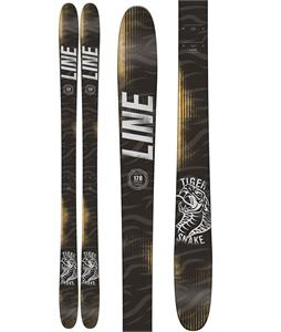 Line Tigersnake Skis
