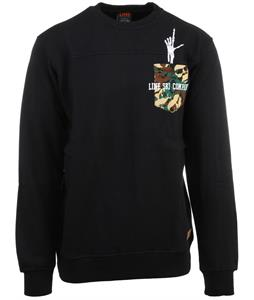 Line Two Lives Crew Sweatshirt