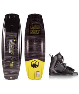 Liquid Force Classic Wakeboard w/ Index Bindings