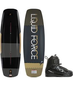 Liquid Force Raph Wakeboard w/ Flex 4D Bindings