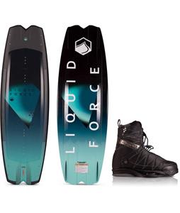 Liquid Force Remedy Wakeboard w/ Classic 6X Bindings